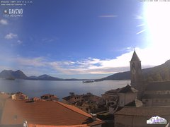 view from Baveno on 2019-11-04