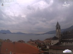 view from Baveno on 2020-03-30