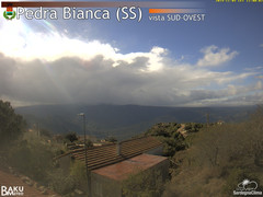 view from Pedra Bianca on 2019-11-05