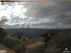 view from Pedra Bianca on 2019-11-11