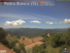 view from Pedra Bianca on 2020-05-04