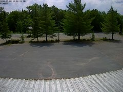view from The Ole Barn on 2020-07-02