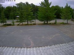 view from The Ole Barn on 2020-07-14