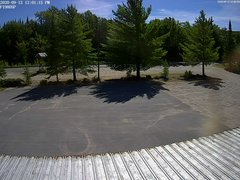 view from The Ole Barn on 2020-09-12