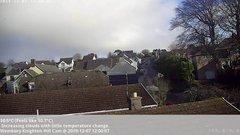 view from Wembury, Devon. Knighton Hill Cam on 2019-12-07