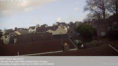 view from Wembury, Devon. Knighton Hill Cam on 2019-12-09