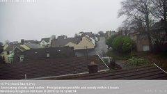 view from Wembury, Devon. Knighton Hill Cam on 2019-12-10