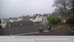 view from Wembury, Devon. Knighton Hill Cam on 2019-12-11