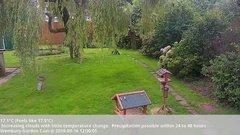 view from Wembury, Devon. Garden Cam on 2019-09-16