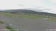 view from Mifflin County Airport (west) on 2019-10-12