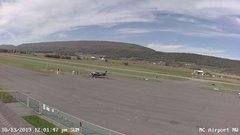 view from Mifflin County Airport (west) on 2019-10-13
