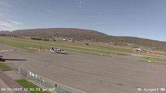 view from Mifflin County Airport (west) on 2019-10-19