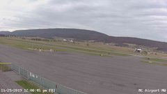 view from Mifflin County Airport (west) on 2019-11-29