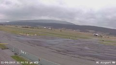 view from Mifflin County Airport (west) on 2019-12-04