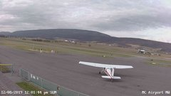 view from Mifflin County Airport (west) on 2019-12-08