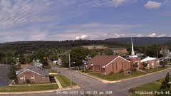 view from Highland Park Hose Co. #1 on 2019-09-08