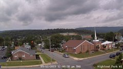 view from Highland Park Hose Co. #1 on 2019-09-12