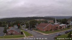 view from Highland Park Hose Co. #1 on 2019-09-14