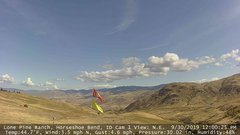 view from Horseshoe Bend, Idaho CAM1 on 2019-09-30