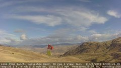 view from Horseshoe Bend, Idaho CAM1 on 2019-11-25