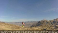 view from Horseshoe Bend, Idaho CAM1 on 2019-12-10