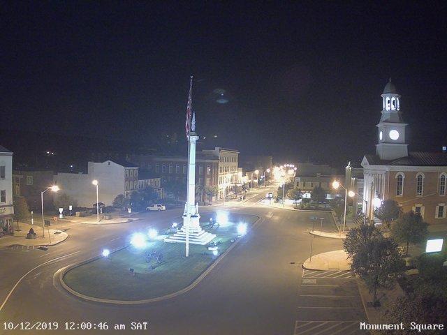 time-lapse frame, 13 East Market Street - Lewistown PA (west) webcam