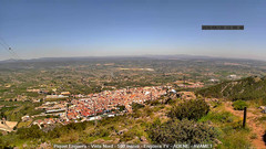 view from Enguera ADENE on 2020-05-20