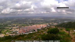 view from Enguera ADENE on 2020-05-24