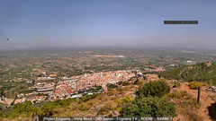view from Enguera ADENE on 2020-09-16