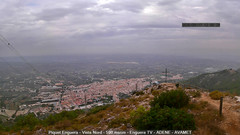 view from Enguera ADENE on 2020-09-17