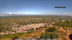 view from Enguera ADENE on 2020-09-19