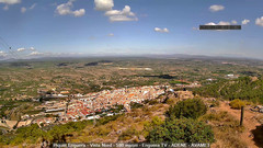 view from Enguera ADENE on 2020-09-20