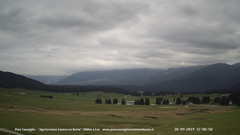 view from Pian Cansiglio - Casera Le Rotte on 2019-09-20