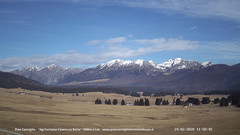 view from Pian Cansiglio - Casera Le Rotte on 2020-02-24