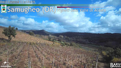 view from Samugheo on 2019-11-04