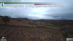 view from Samugheo on 2019-11-12