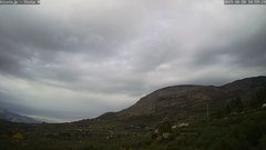 view from Alcoleja - Beniafé on 2019-10-20