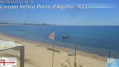 view from Porto d'Agumu on 2020-05-26