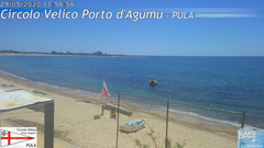 view from Porto d'Agumu on 2020-05-29