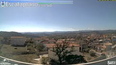 view from Escalaplano on 2019-09-30