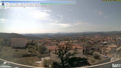 view from Escalaplano on 2019-10-02