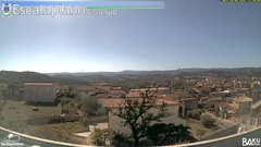 view from Escalaplano on 2019-10-04