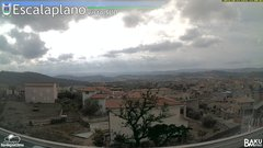 view from Escalaplano on 2019-10-13