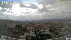 view from Escalaplano on 2019-10-15