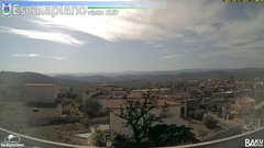 view from Escalaplano on 2019-10-21