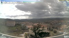 view from Escalaplano on 2019-11-04