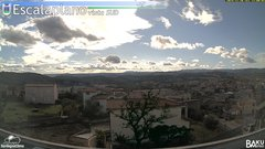 view from Escalaplano on 2019-11-20