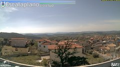 view from Escalaplano on 2020-04-13