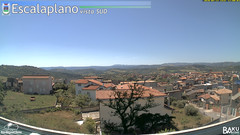 view from Escalaplano on 2020-05-22
