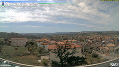 view from Escalaplano on 2020-05-24